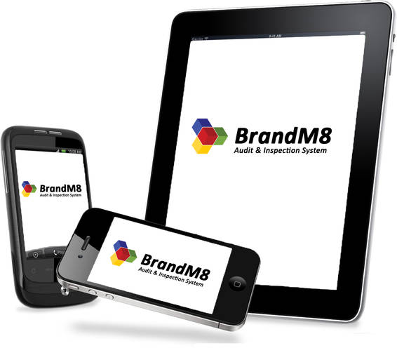 BrandM8 Mobile Audit System